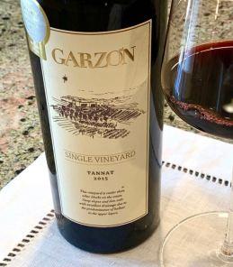 2015 Bodega Garzón Single Vineyard Tannat, Uruguay
