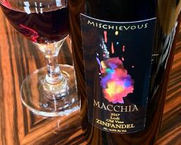 Macchia 'Mischievous' Old Vine Zinfandel