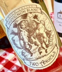 2017 Two Angels Sauvignon Blanc, High Valley, Lake County