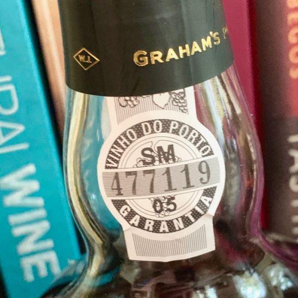 Graham's Port Wine Seal
