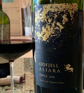 2013 Odfjell Aliara, Central Valley, Chile