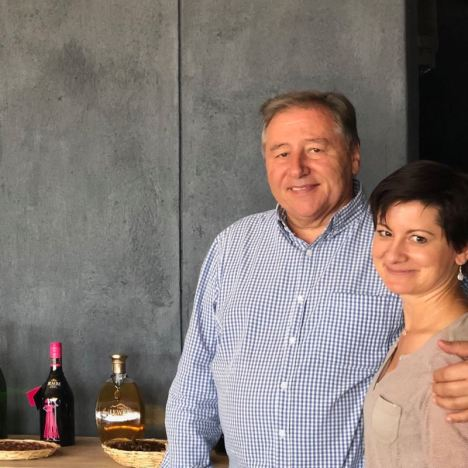 Wolfgang and Esther Koll