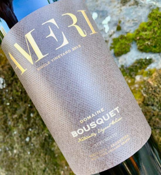 2015 Domaine Bousquet Ameri Single Vineyard, Tupungato, Argentina