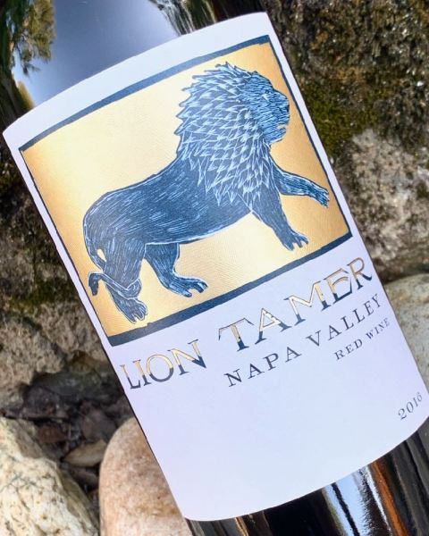 2016 Lion Tamer Red Blend, Napa Valley