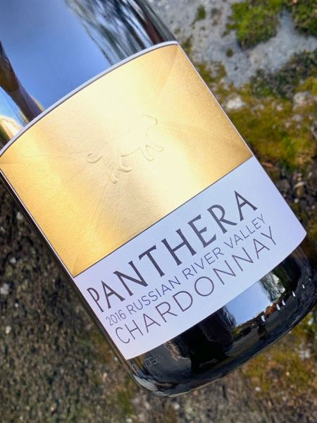 2016 Panthera Chardonnay, Russian River Valley