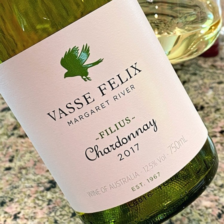 2017 Vasse Felix Filius Chardonnay, Margaret River photo