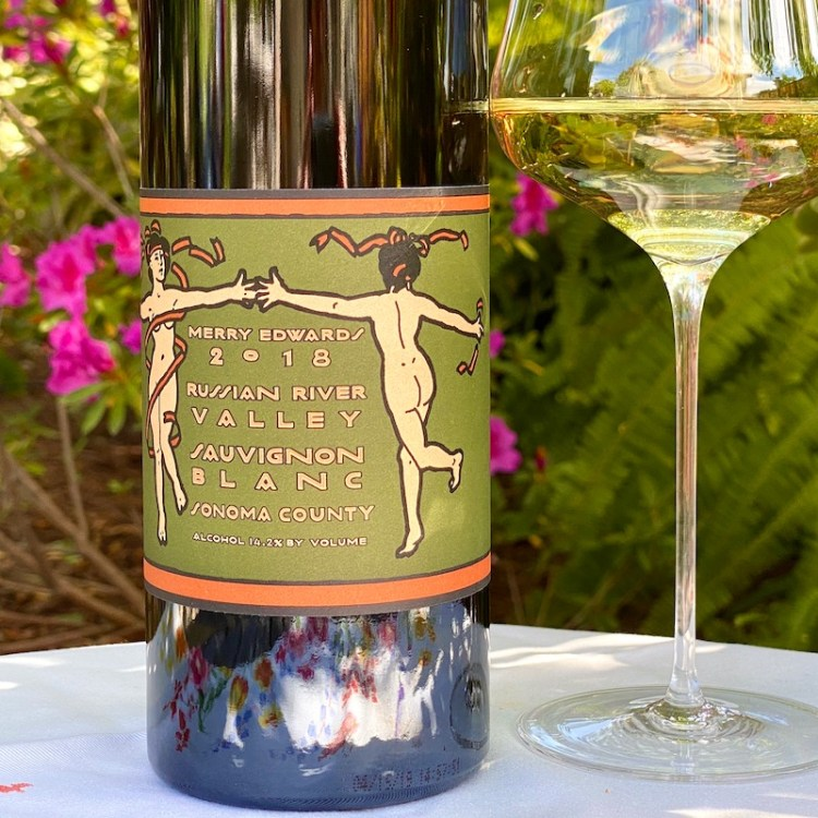 2018 Merry Edwards Sauvignon Blanc, Russian River Valley photo