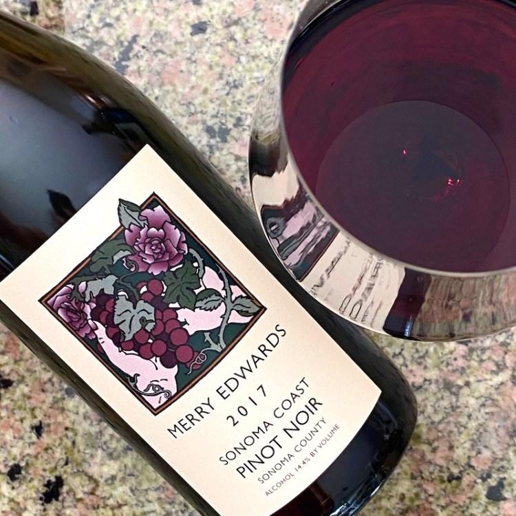 2017 Merry Edwards Pinot Noir, Sonoma Coast photo