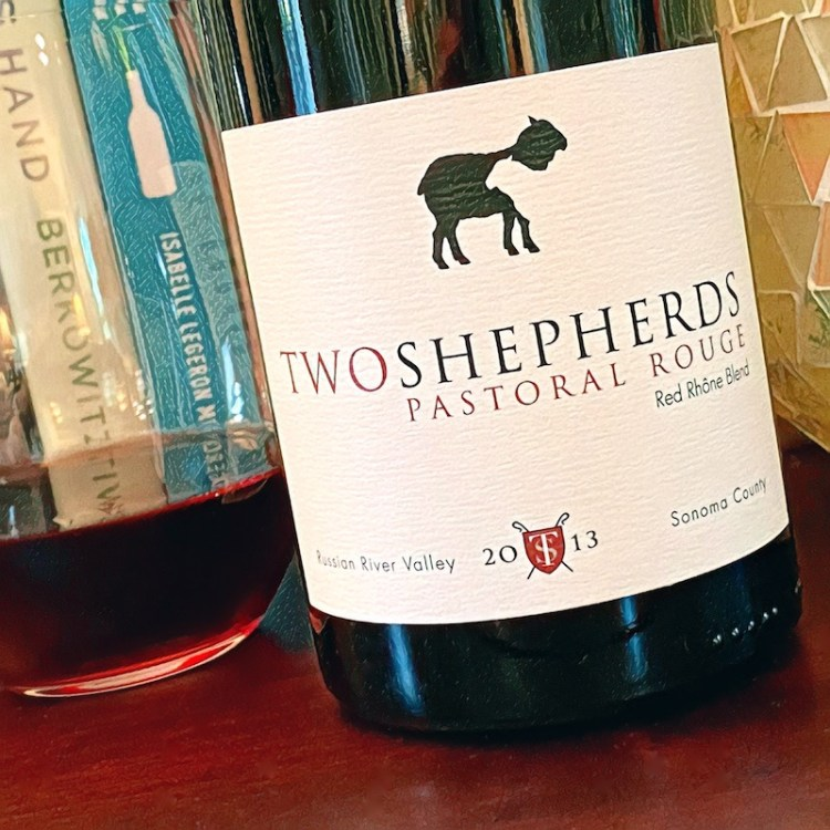2013 Two Shepherds Pastoral Rouge, Russian River Valley, Sonoma County photo