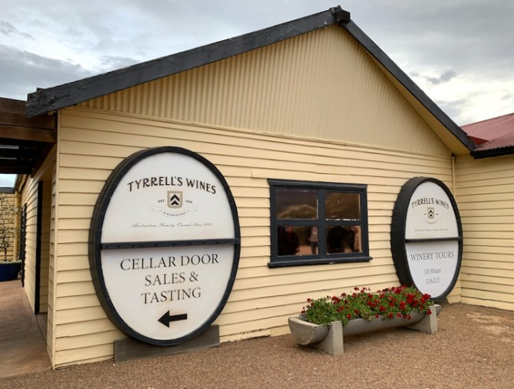 Tyrrell's Wines Cellar Door photo