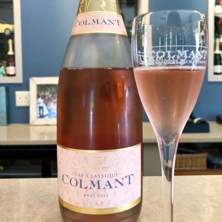 Colmant Brut Rosé NV photo
