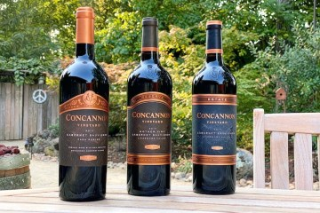 Concannon Vineyard Cabernet Day tasting photo