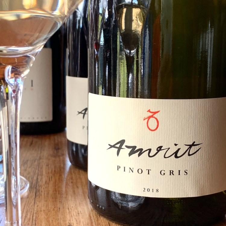 2018 Amrit Pinot Gris photo