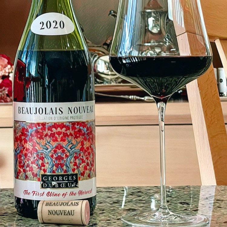 2020 Georges Duboeuf Beaujolais Nouveau photo