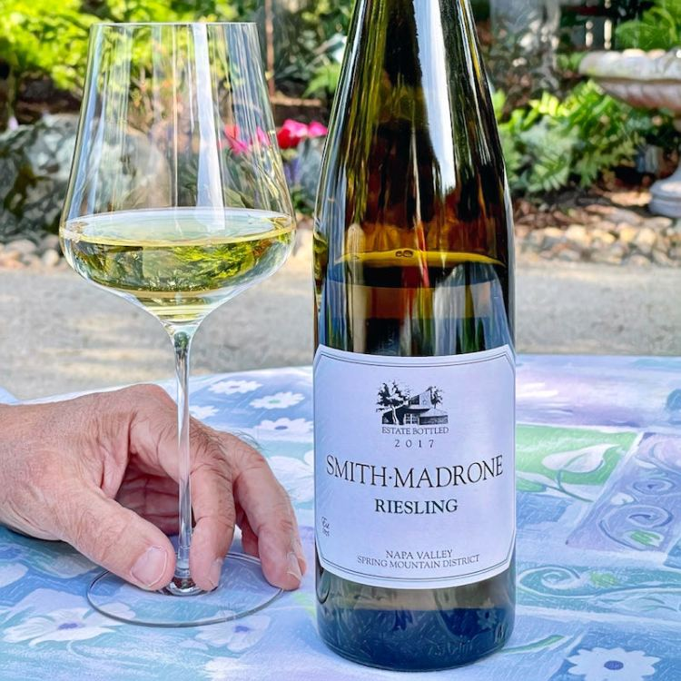 2017 Smith-Madrone Riesling, Spring Mountain District, Napa Valley photo