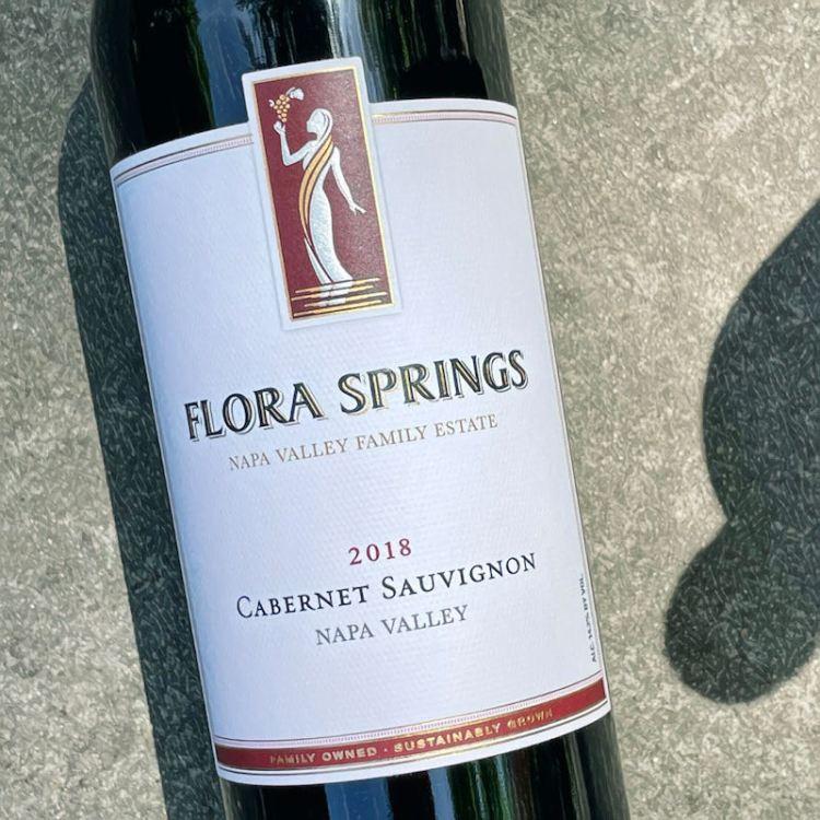 2018 Flora Springs Cabernet Sauvignon, Napa Valley photo