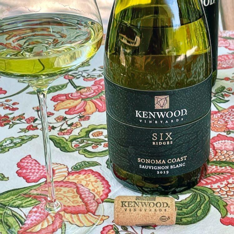 2018 Kenwood Vineyards Six Ridges Sauvignon Blanc, Sonoma Coast photo