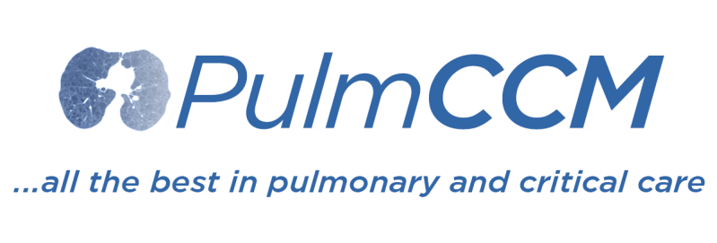 PulmCCM, all the best in pulmonary and critical care - PulmCCM
