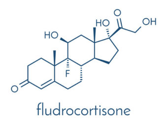Hydrocortisone plus fludrocortisone improved survival from