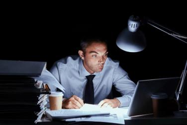 workaholic (Sitting)