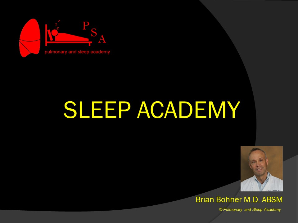 sleep academy link