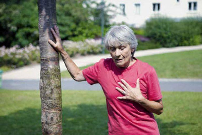 Лечебная гимнастика при эмфиземе легких
