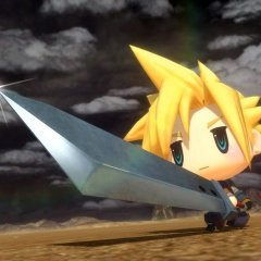 World of Final Fantasy terá sequência disponibilizada para aparelhos mobile