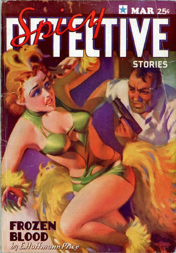 Spicy Detective, March 1936