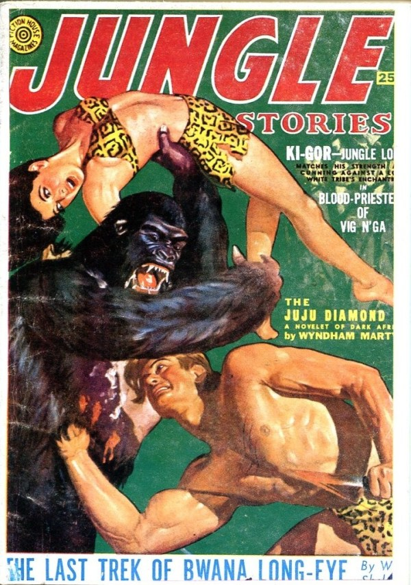 Jungle Stories Winter 1951