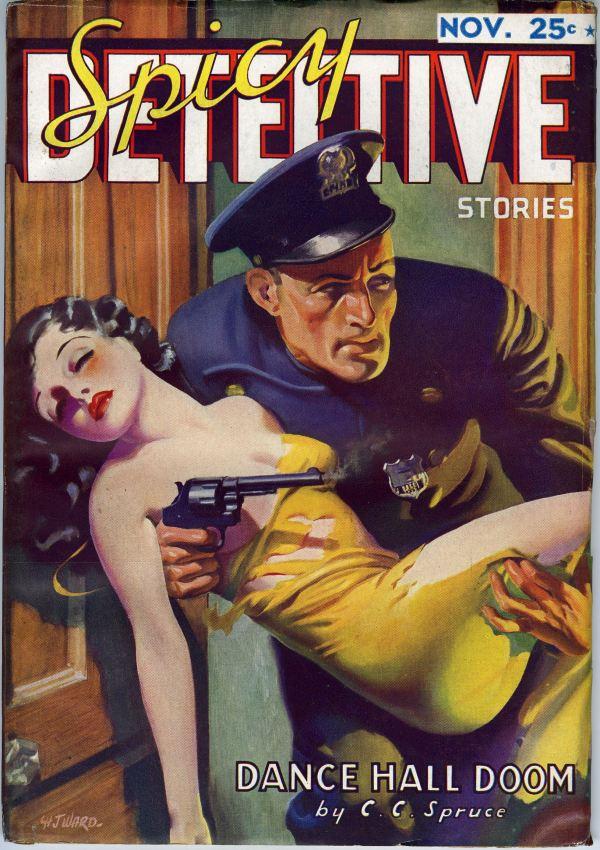 Spicy Detective Stories - November 1935