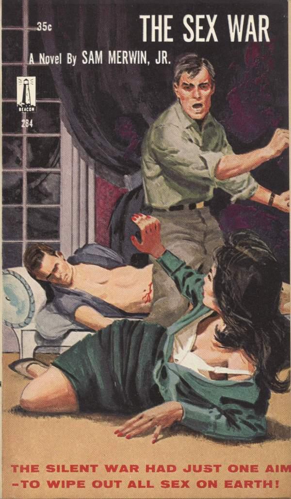 Galaxy Science Fiction Novel #42 The Sex War