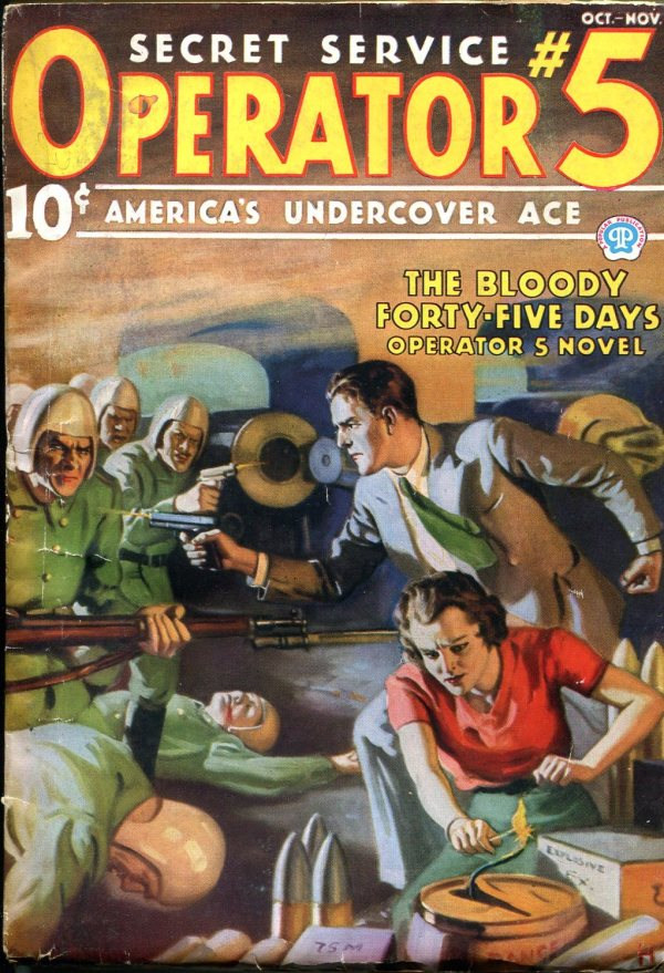 Operator #5 October 1936