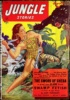 Jungle Stories Vol. 4, No. 9 (Winter 1949-50). Cover by George Gross thumbnail