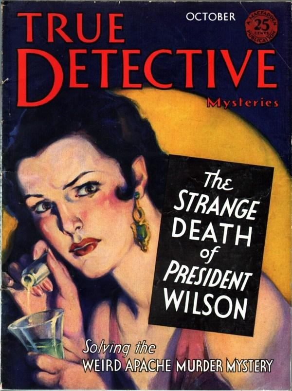 True Detective October 1933