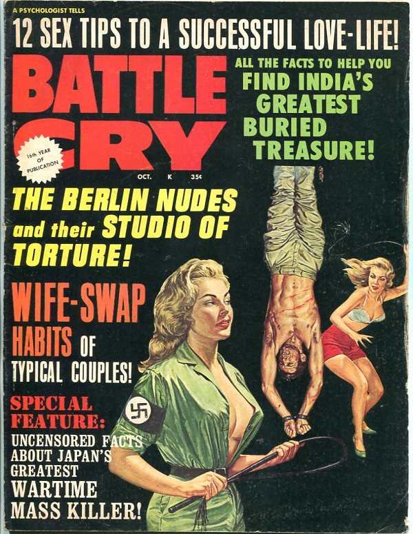 Battle Cry October 1967