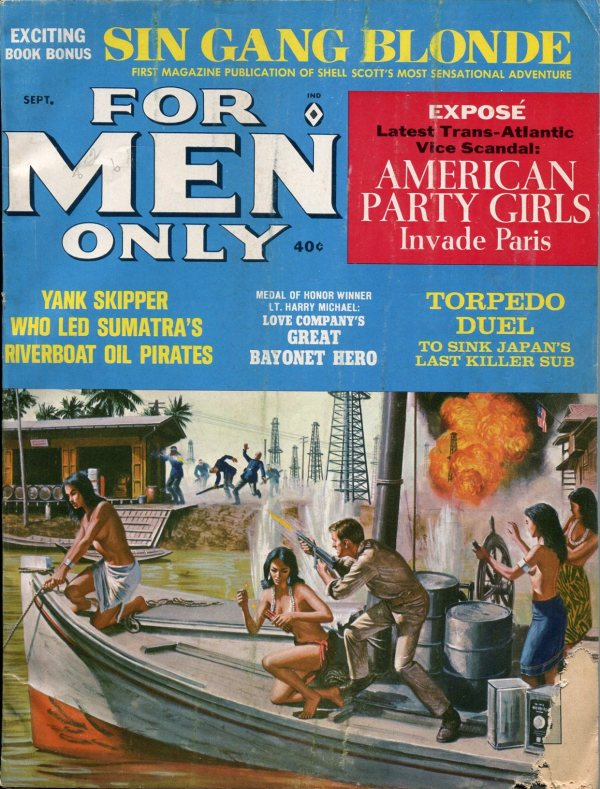 For Men Only September 1965