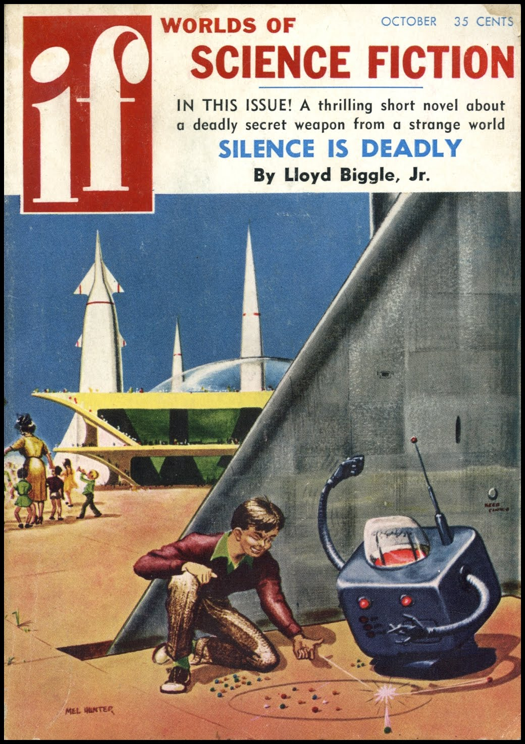 Robots Page 6 Pulp Covers
