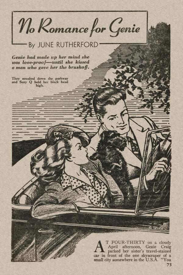 New Love March 1943 - p.73
