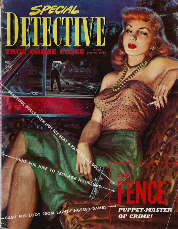 special-detective-october-1951