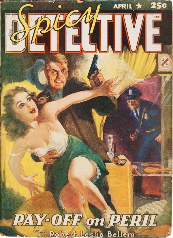 Spicy Detective Stories April 1942