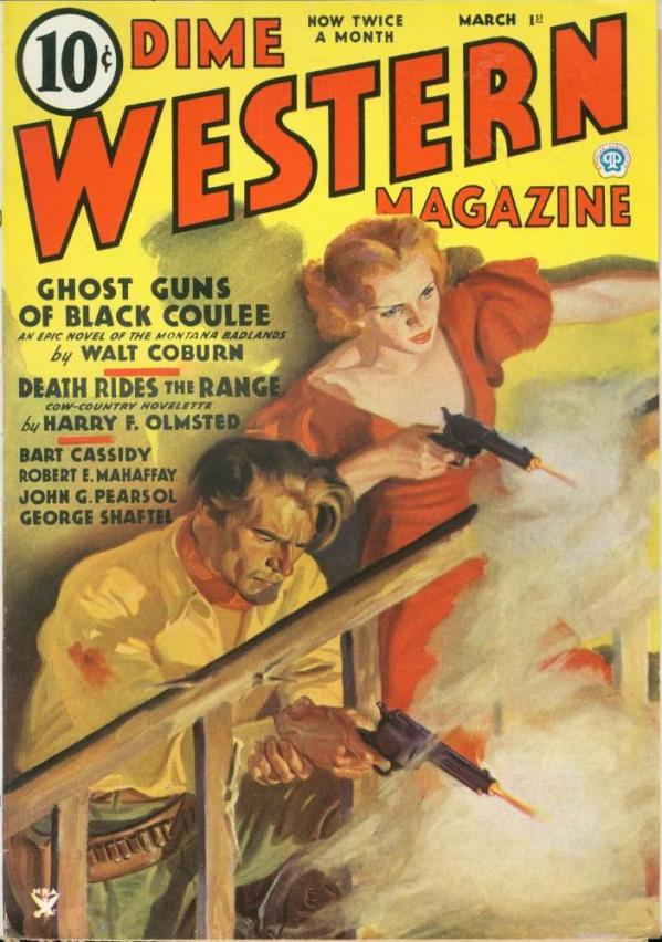 Dime Western March