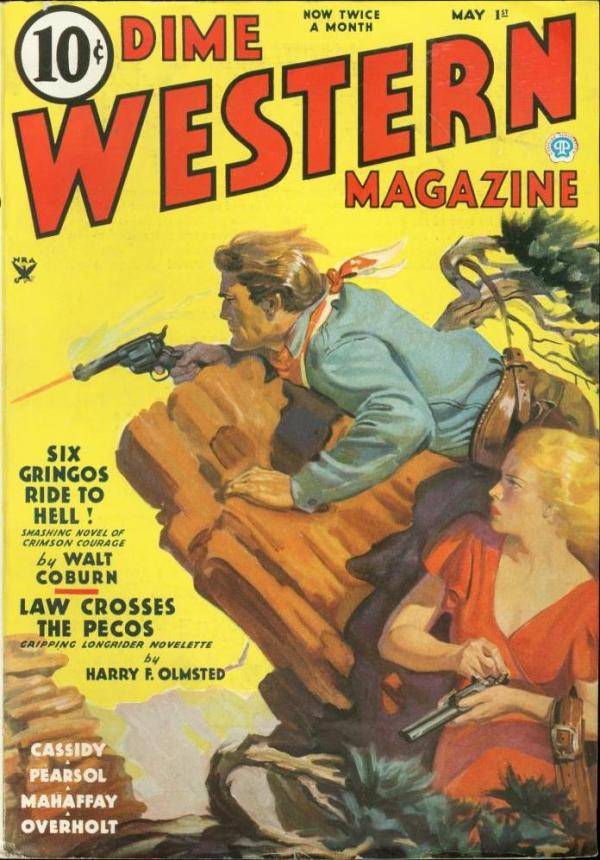 Dime Western May 1935
