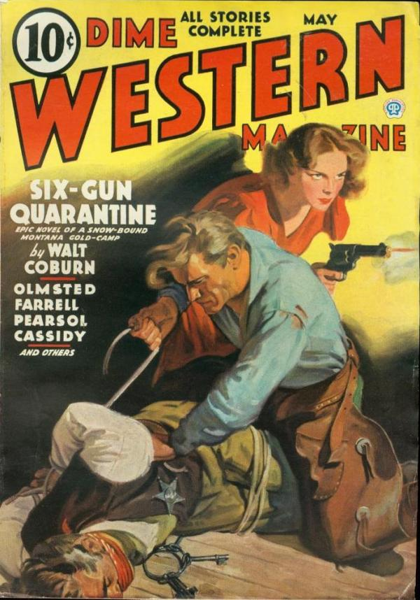 Dime Western May