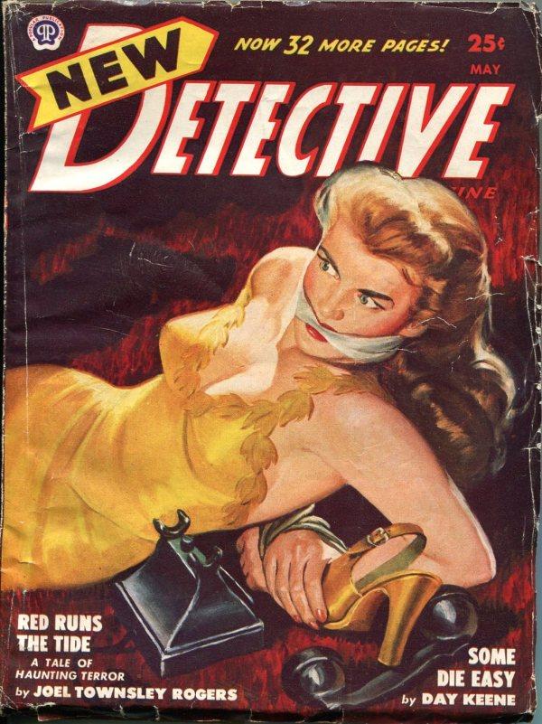 May 1948 New Detective