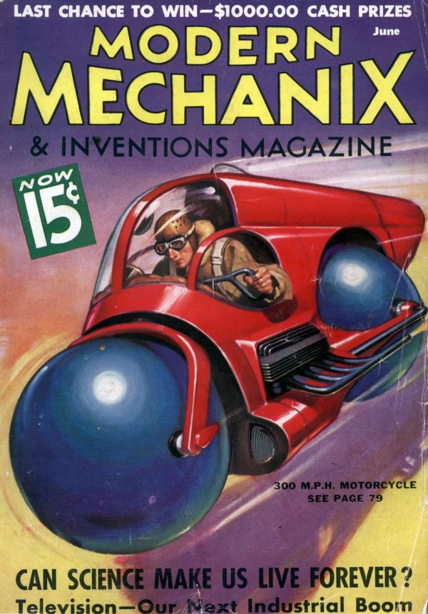 Modern Mechanix June 1936