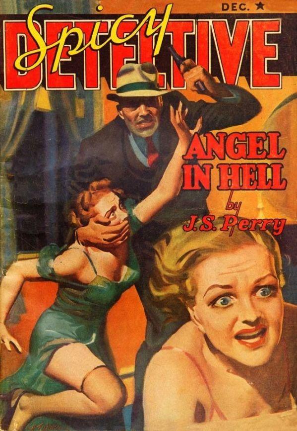Spicy Detective Stories December 1940
