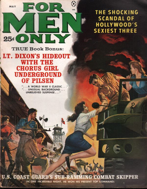 For Men Only May 1962