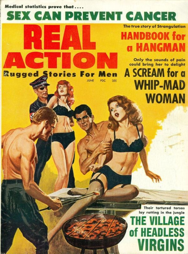 Real Action, June 1963