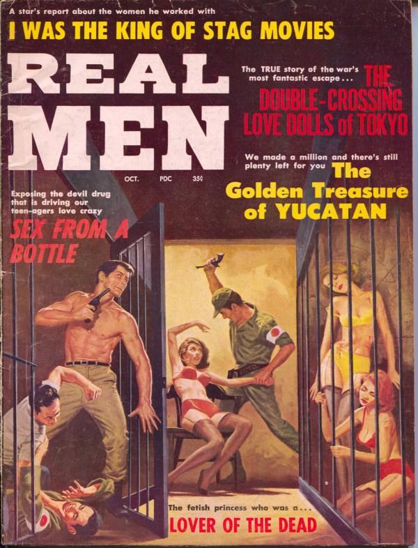 Real Men October 1963