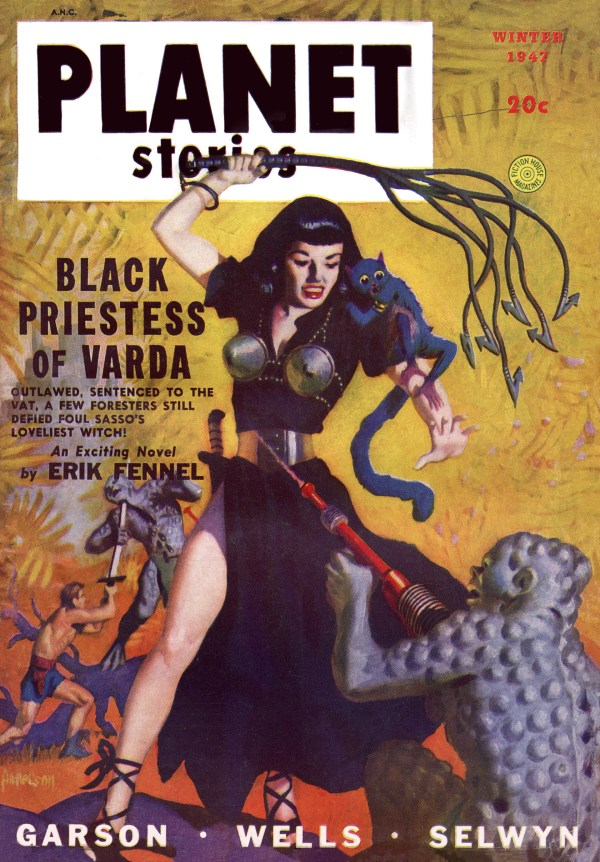 Planet Stories, Winter 1947